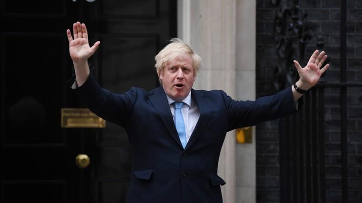 """Brytyjski rząd broni doradcy premiera. """"Publikacje są niedokładne"""""""