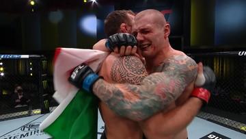 UFC Fight Night: Triumf Vettoriego w walce wieczoru