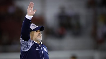 Maradona już po operacji mózgu