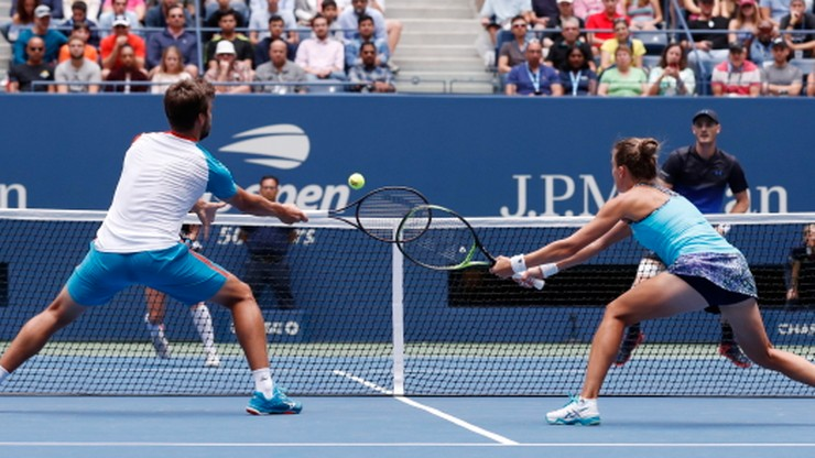 US Open: Rosolska przegrała w finale miksta
