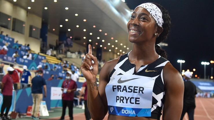 Fraser-Pryce przebiegła 100 m w 10,63