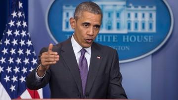 Obama: przyjmiemy 10 tys. uchodźców z Syrii zgodnie z planem