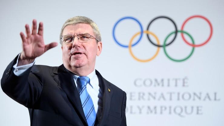 Pjongczang 2018: Przewodniczący MKOl wizytuje obiekty olimpijskie