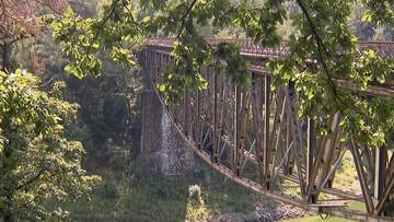 Most Pilchowicki zostawili w spokoju filmowcy z Hollywood. Przejęło go wojsko