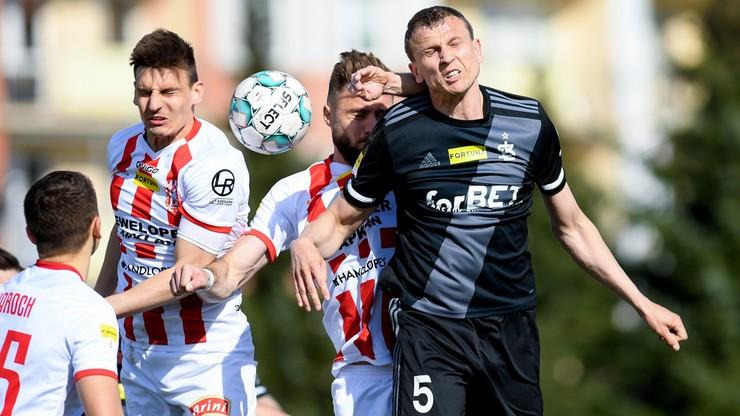 Fortuna 1 Liga: ŁKS znów rozczarował