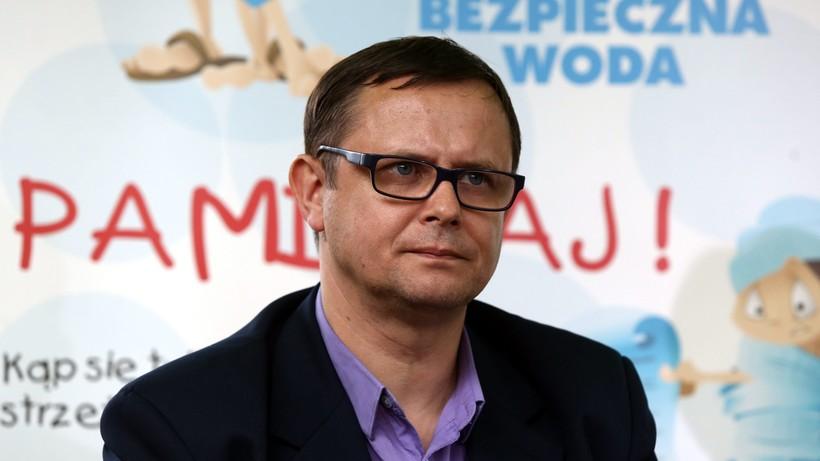 Paweł Słomiński nie pojawił się na posiedzeniu Sejmowej Komisji Kultury Fizycznej, Sportu i Turystyki