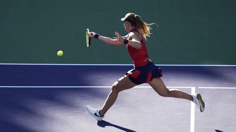 WTA w Indian Wells: Badosa wygrała turniej po zaciętym finale