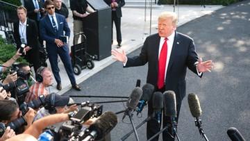 Trump krytykuje May w sprawie Brexitu i popiera kandydaturę Johnsona
