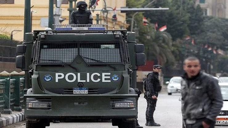 Atak na punkt kontrolny w Egipcie. Nie żyją policjant oraz cywil