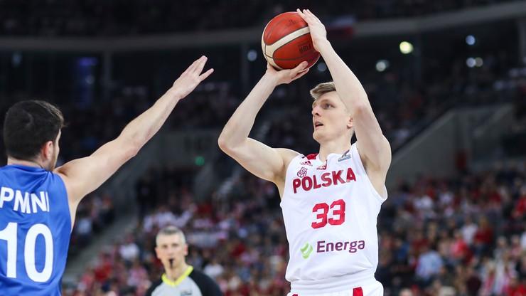 """EBL: Karol Gruszecki zagra w Treflu. """"Jeden z najlepszych koszykarzy"""""""