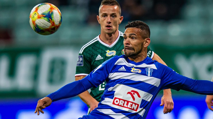 Fortuna 1 Liga: Ricardinho piłkarzem ŁKS Łódź. Kolejny powrót Brazylijczyka