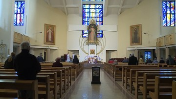 Powyżej 50 osób w kościele? Kontrowersyjne zalecenia rzeszowskiej kurii