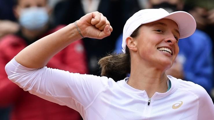 WTA w Melbourne: Iga Świątek z tzw. wolnym losem w pierwszej rundzie