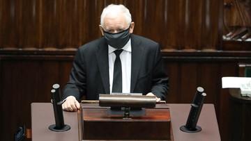 Kaczyński apeluje do Polaków