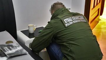 Straż Graniczna i CBŚP rozbiły gang przemycający cudzoziemców