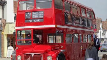 Rasistowski atak na Polaka w angielskim autobusie