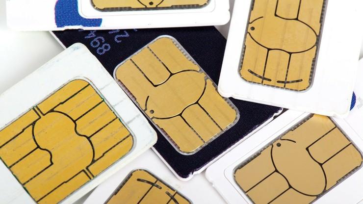 """Polacy kupują karty SIM """"z drugiej ręki"""". Sposób na obejście przepisów"""
