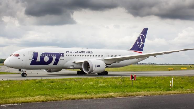 Ostatni dzień lotów z Wielkiej Brytanii do Polski. PLL LOT podstawią Dreamlinera