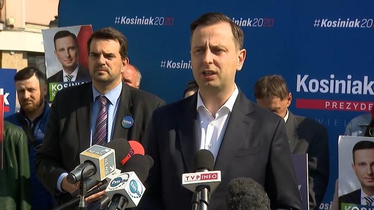 """Kosiniak-Kamysz przerywa """"na chwilę"""" kampanię. Wszystko z powodu pogrzebu"""