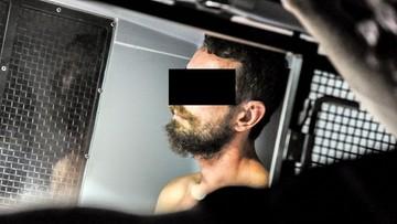 Nagi mężczyzna zaatakował policjanta zabezpieczającego Pol'And'Rock Festival. Został zatrzymany