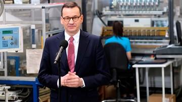 Premier: ministrowi Szumowskiemu należy się order