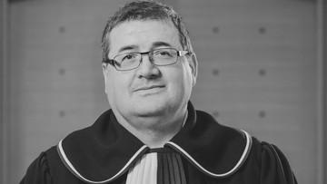 Nie żyje Grzegorz Jędrejek. Sędzia TK miał 46 lat