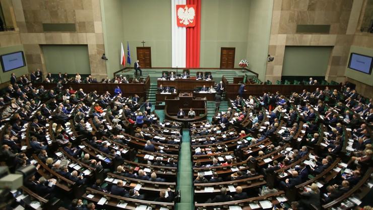 Sejm nie poparł wniosku opozycji o odrzucenie projektu PiS ws. zgromadzeń