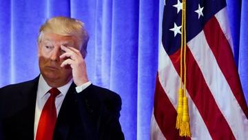 Fox News: Trump nie dostał raportu o kompromitujących go materiałach
