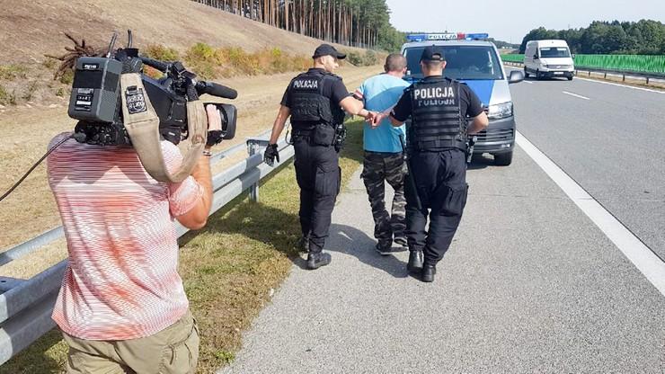 Ekipa Polsatu pomogła zatrzymać pijanego kierowcę