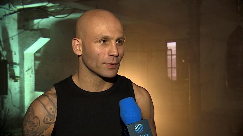 Łoniewski o walce na gali Polsat Boxing Night 11: Dam z siebie wszystko