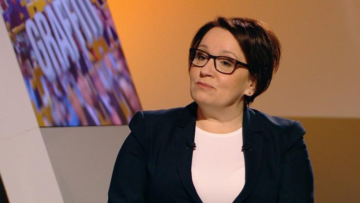 Minister edukacji: będą zmiany w nauczaniu matematyki