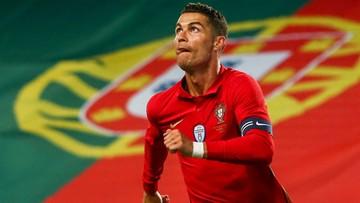 Euro 2020: Cristiano Ronaldo przed szansą na kolejne rekordy