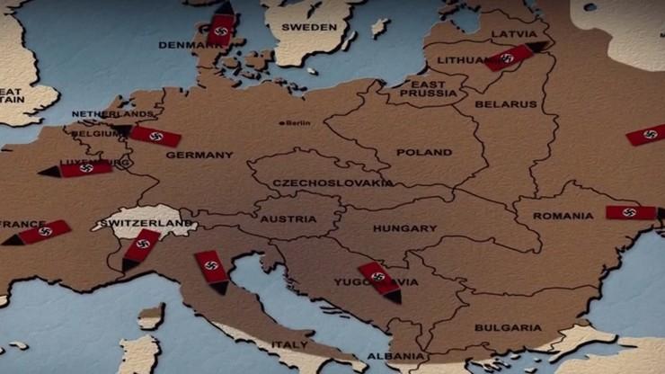 Światowe Forum Holokaustu w Jerozolimie. Pokazano mapę z błędami