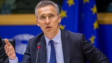 Stoltenberg: szczyt NATO będzie sygnałem partnerstwa transatlantyckiego