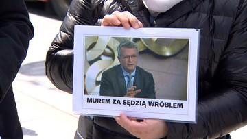 SN: sprawa immunitetu sędziego Wróbla - odroczona bez terminu