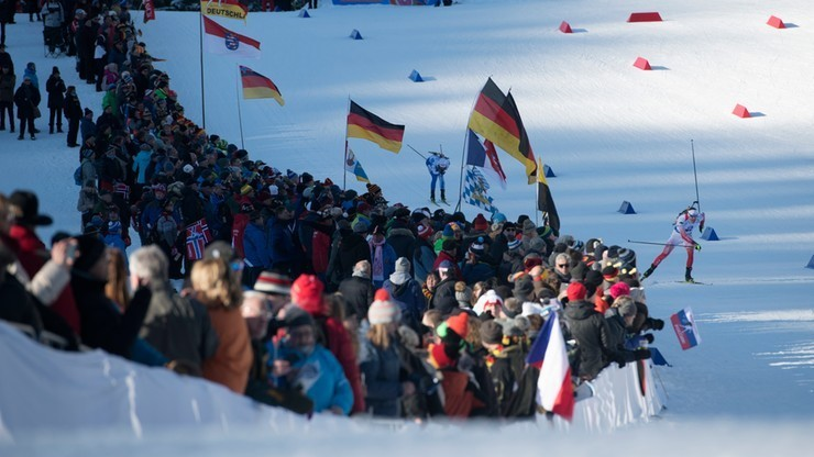 MŚ juniorów w biathlonie: Dziewiąte miejsce Jakieły w biegu na dochodzenie