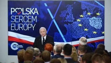 Kaczyński: PiS jest gwarancją polskiej suwerenności, niezależności i drogi do przodu