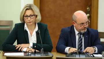 Marszałek Sejmu powołała Małgorzatę Motylow na wiceprezesa NIK