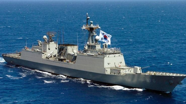 Korea Południowa. Koronawirus na okręcie do walki z piratami. Setki zakażonych marynarzy