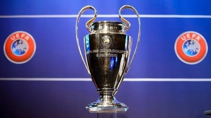 Liga Mistrzów: Losowanie rundy play-off. Relacja i wyniki na żywo
