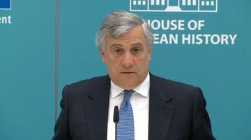 Szef Parlamentu Europejskiego: secesja Katalonii od Hiszpanii to secesja od Europy