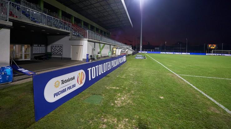 Losowanie Totolotek Pucharu Polski zostało odwołane