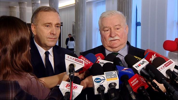 """""""Nie miałem zaplecza, byłem sam z Danutą"""". Wałęsa o tym, czemu nie odebrał stopni generalskich"""