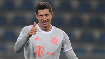 Lewandowski się nie zatrzymuje! Dwa gole w meczu z Arminią