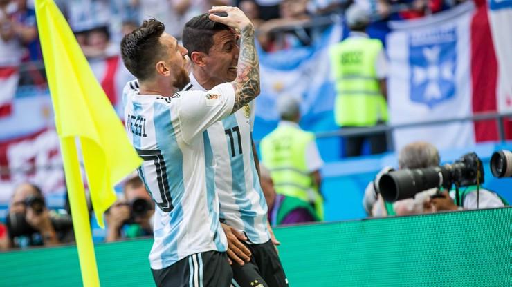 Messi i inni czołowi piłkarze nie zagrają w najbliższych meczach Argentyny