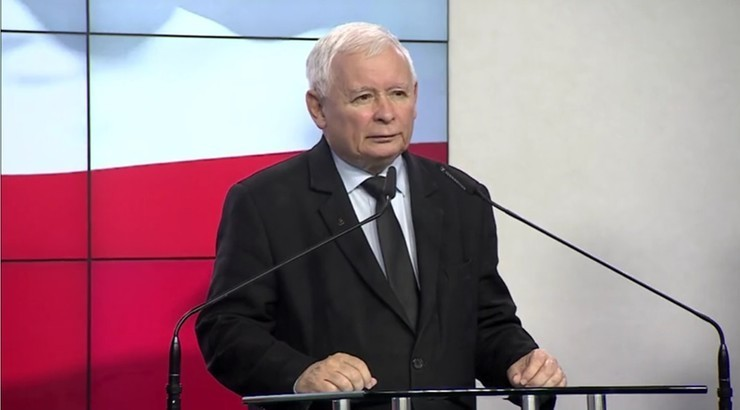 Kaczyński: premier Morawiecki ma moje poparcie i zaufanie