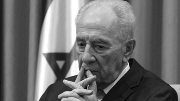 Nie żyje Szimon Peres. Były prezydent Izraela i architekt porozumienia z Palestyńczykami