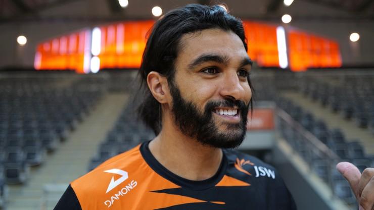 Mohammed Al Hachdadi: Chcę być najlepszym siatkarzem PlusLigi!