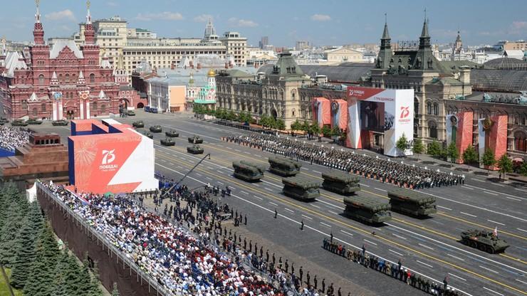 Wielka defilada wojskowa w Moskwie. Putin: tylko razem możemy obronić świat