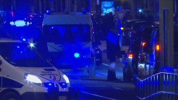 Policja zastrzeliła zamachowca ze Strasburga